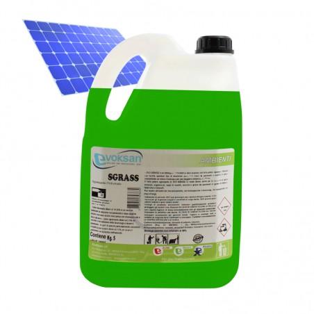 solar sgrass pulitore pannelli solari